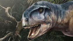 Tengkorak Dinosaurus Dijuluki Dia yang Menakutkan Ditemukan di Patagonia