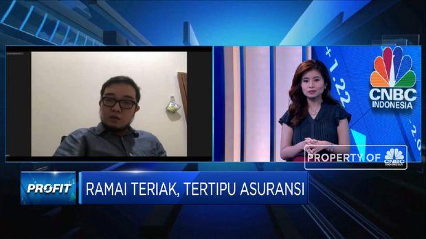 Tertipu Asuransi, Nasabah Prudential : Potensi Kerugian 100% (CNBC Indonesia TV)