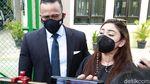 Thalita Latief Serba Hitam di Sidang Cerai, Fakta Gelap Dennis Terungkap