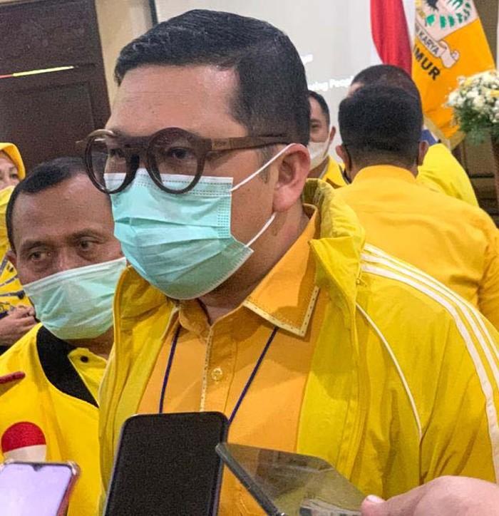 Wakil Ketua Umum Partai Golkar Ahmad Doli Kurnia