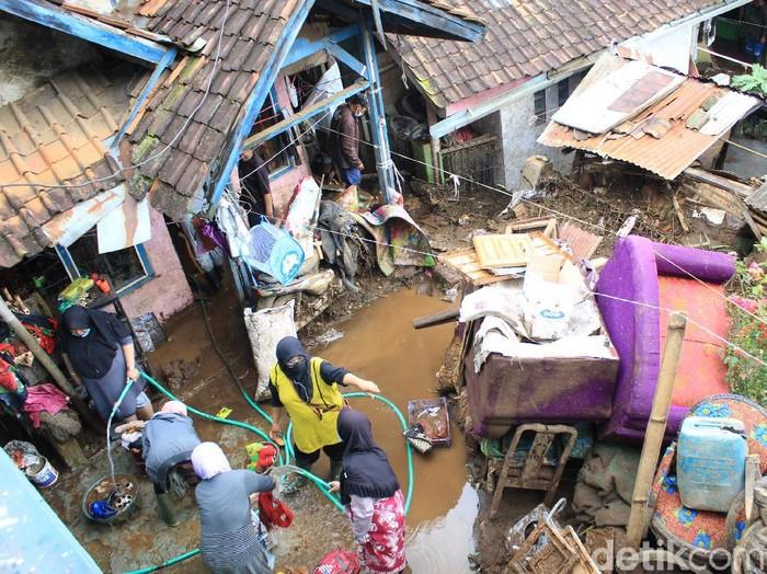Banjir Bandang di Kabupaten Bandung