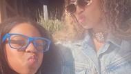 So Cute! Beyonce Pamer Kekompakan dengan 3 Anaknya