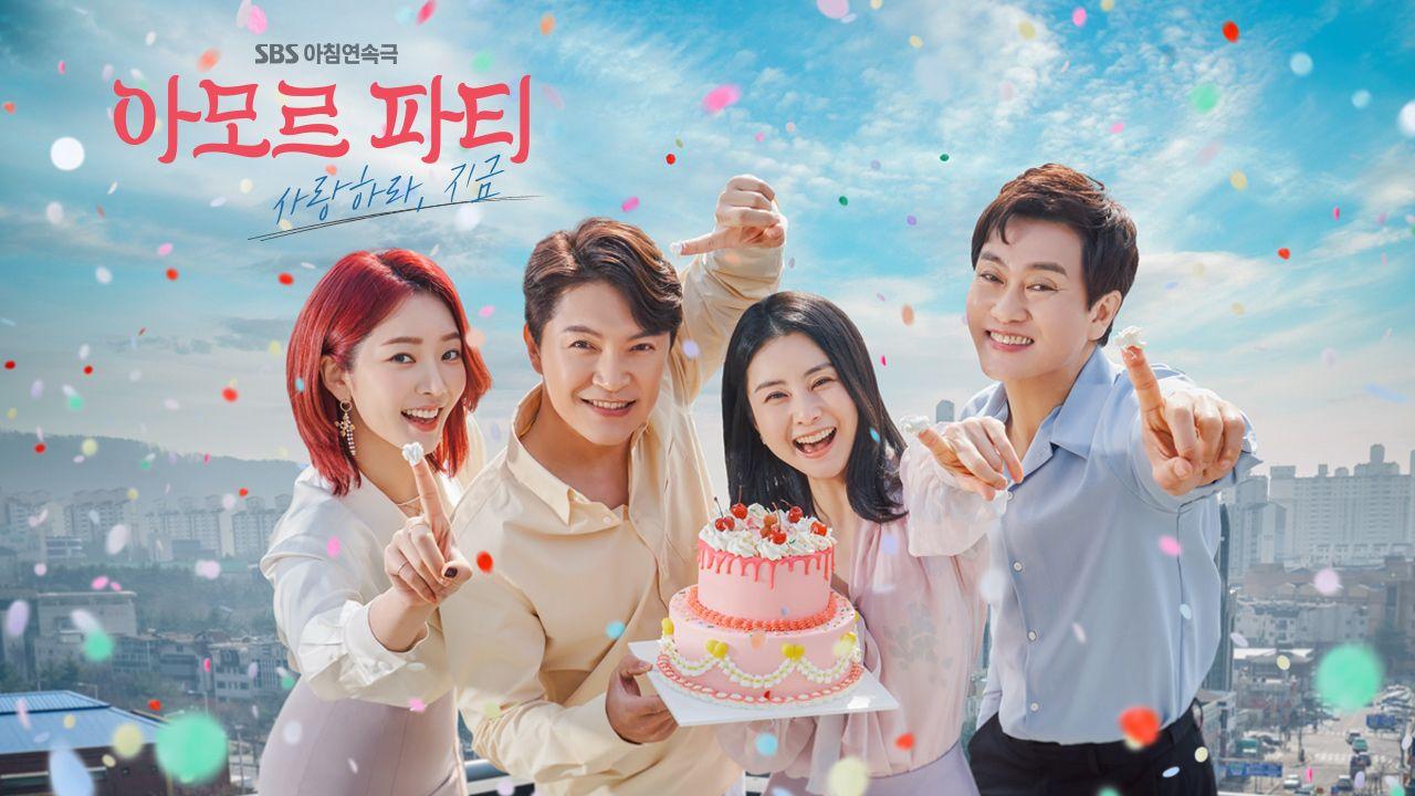 drama Korea terbaru April 2021, Amor Fati