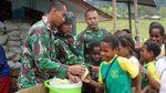 Jumat Berkah Dari Prajurit Siliwangi Untuk Warga Nduga Papua