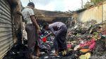 Kebakaran Kembali Landa Kamp Rohingya di Bangladesh
