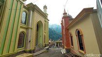 Sejarah Masjid-Gereja Berhadapan di Jepara, Dikelola Kakak Beradik