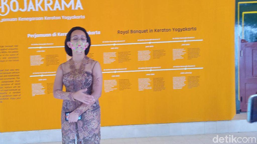 Meriahkan HUT Sultan, Keraton Yogyakarta Gelar Pameran Jamuan Makan