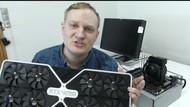 Niat Banget! YouTuber Ini Bikin GPU RTX 4090 untuk April Mop