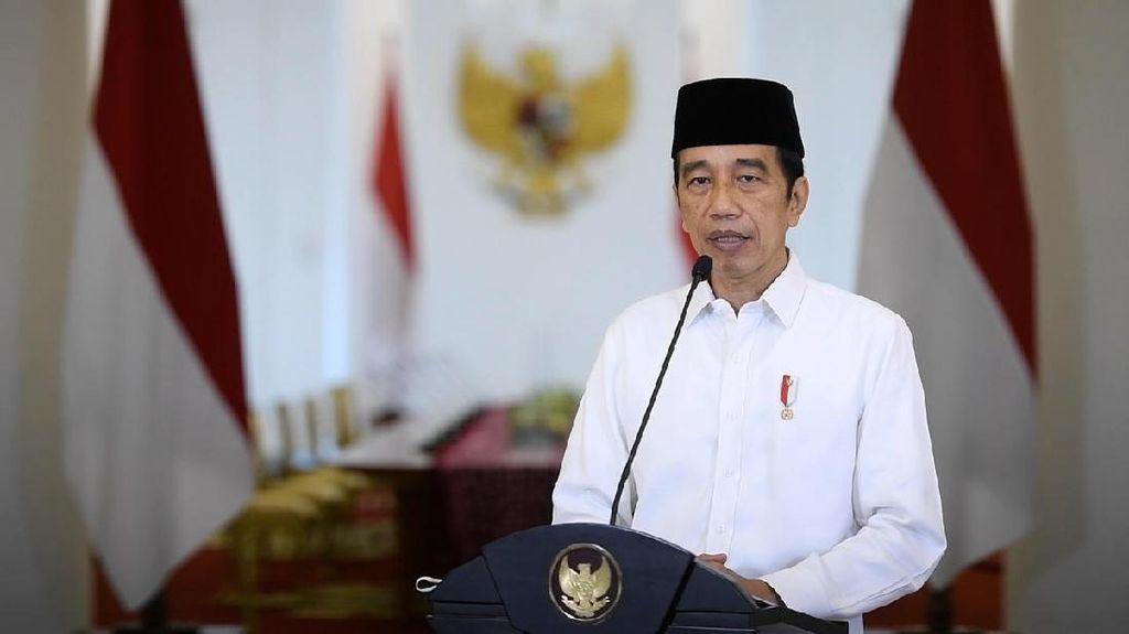 Wanti-wanti Jokowi akan Cincin Api Buntut Rentetan Bencana di RI