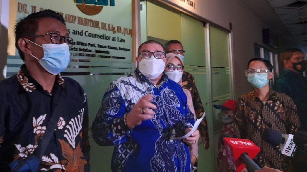 Petugas Damkar Depok Pembongkar Korupsi Gandeng Razman Arif Jadi Pengacara