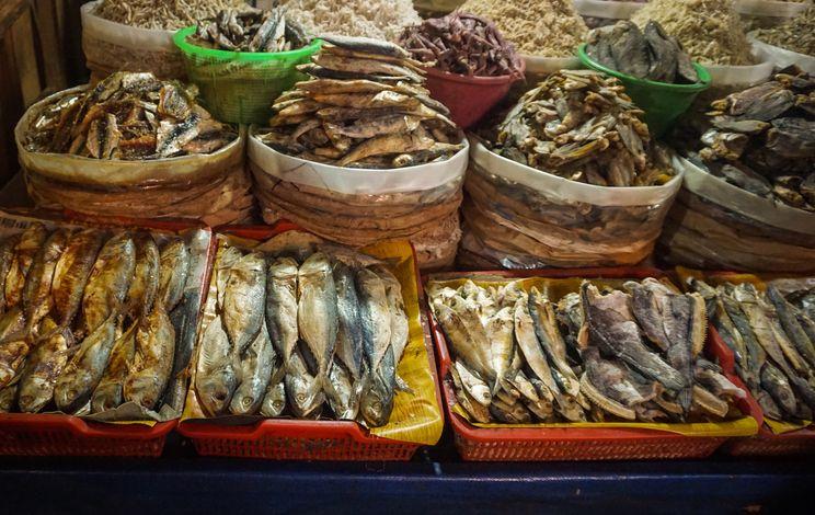 Ikan Asin Sudah Ada Sejak Mataram Kuno, Ini Sejarahnya