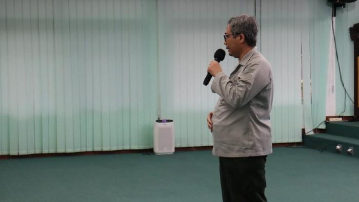 Wakil Menteri Pertanian RI Harvick Hasnul Qolbi