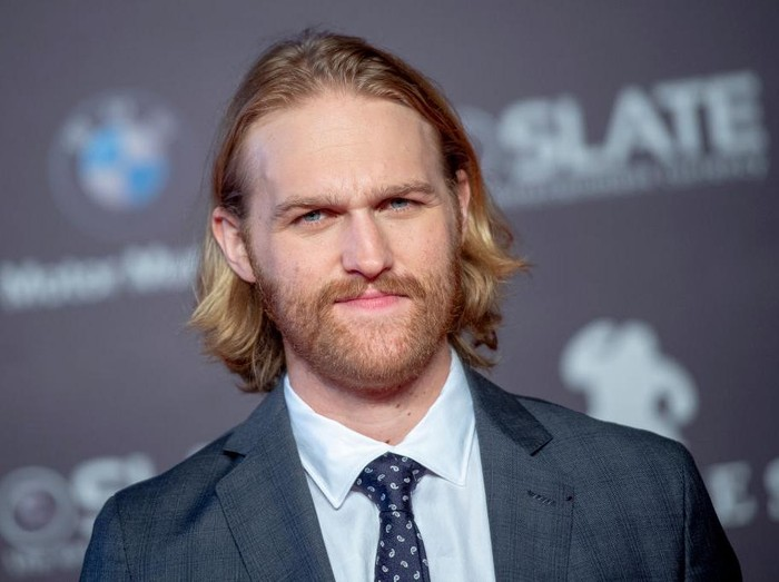 SITGES, SPAIN - OCTOBER 11:  Wyatt Russell attends the Premiere of OVERLORD at the 2018 Sitges Film Festival held at the Hotel Melia on October 11, 2018 in Sitges, Spain.  (Photo by Samuel de Roman/Getty Images for Paramount Pictures)