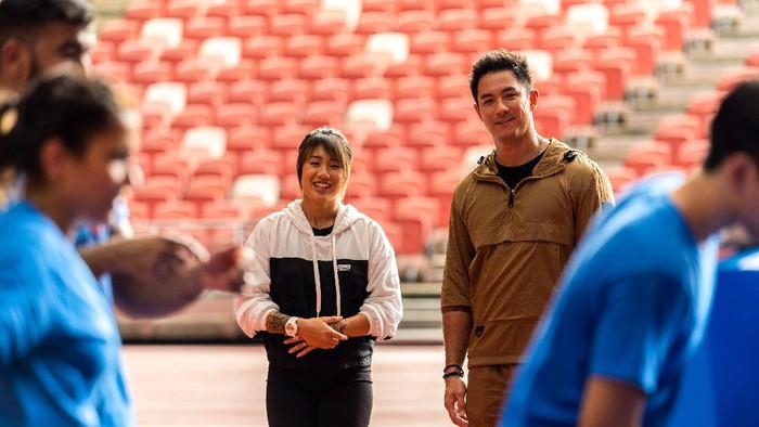 Angela Lee di The Apprentice: ONE Championship