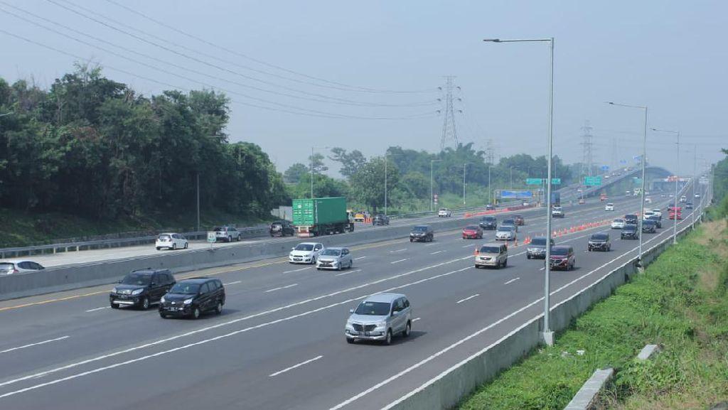 351.256 Kendaraan Tinggalkan Jakarta Via Tol Saat Libur Paskah, Naik 25%