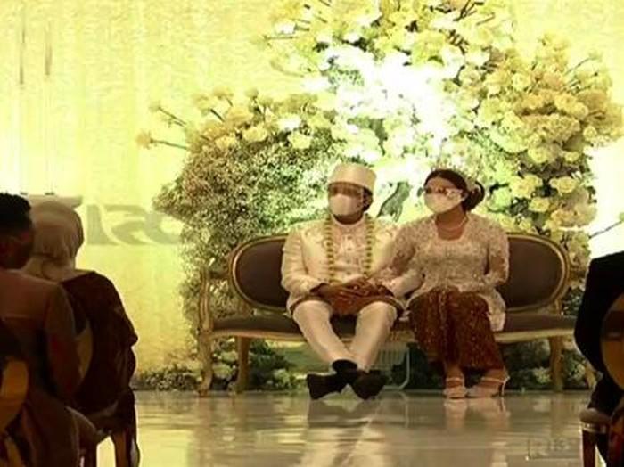 Atta Halilintar, Aurel Hermansyah resmi menikah