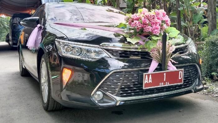Bupati Kebumen izinkan warganya menggunakan mobil dinas Bupati untuk acara pernikahan