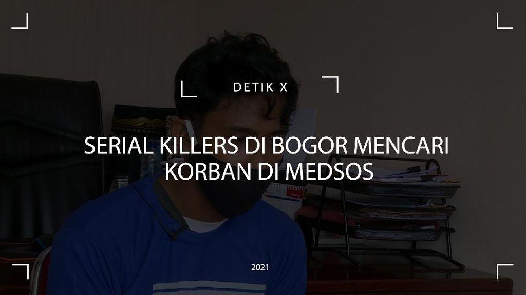 Eksklusif! Pengakuan Pelaku Pembunuhan Berantai di Bogor