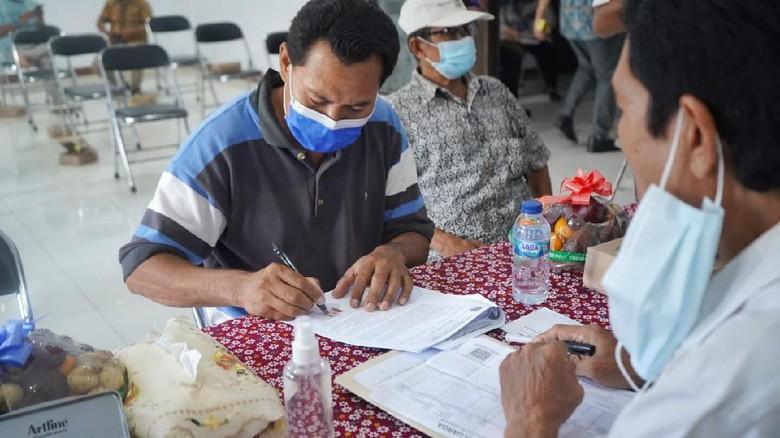 Pembebasan lahan di Kawasan Mandalika hingga kini masih terus dilakukan. Pembayaran ganti diberikan oleh ITDC kepada pemilik lahan.