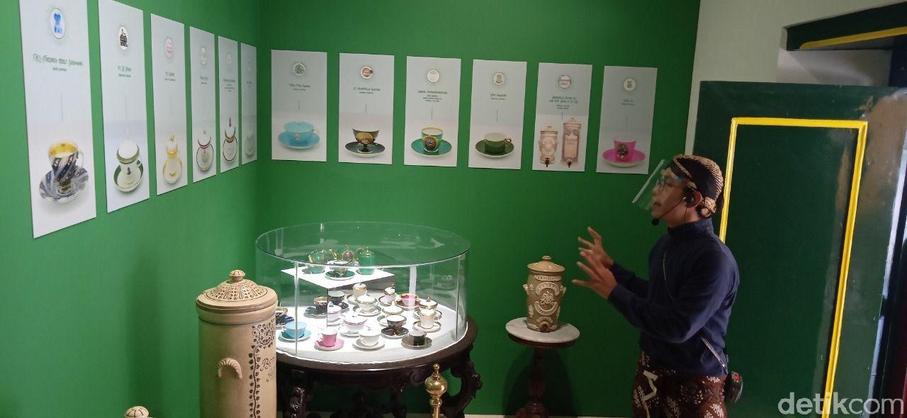 kisah teh gula batu yang jadi minuman Keraton Yogyakarta