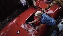 Potret Mobil Klasik Porsche yang Ditemukan Setelah 35 Tahun Teronggok di Garasi