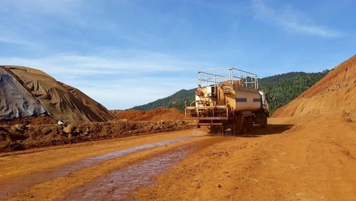 Kementerian Lingkungan Hidup dan Kehutanan (KLHK) Republik Indonesia menegaskan bahwa PT Ceria Nugraha Indotama (CNI), perusahaan  tambang nikel di Kabupaten Kolaka, Sulawesi Tenggara, merupakan perusahaan pemegang Proper Biru pada 2019 dan 2020.