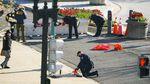 Suasana Gedung Capitol Pasca Penyerangan