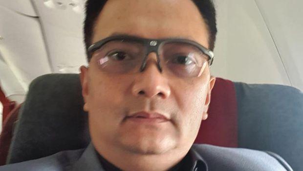 Sekjen PB Perbakin Fitrian Judiswandarta menjelaskan bahwa Basis Shooting Club sudah dibubarkan sejak lama. Foto dokumen pribadi Fitrian Judiswandarta.
