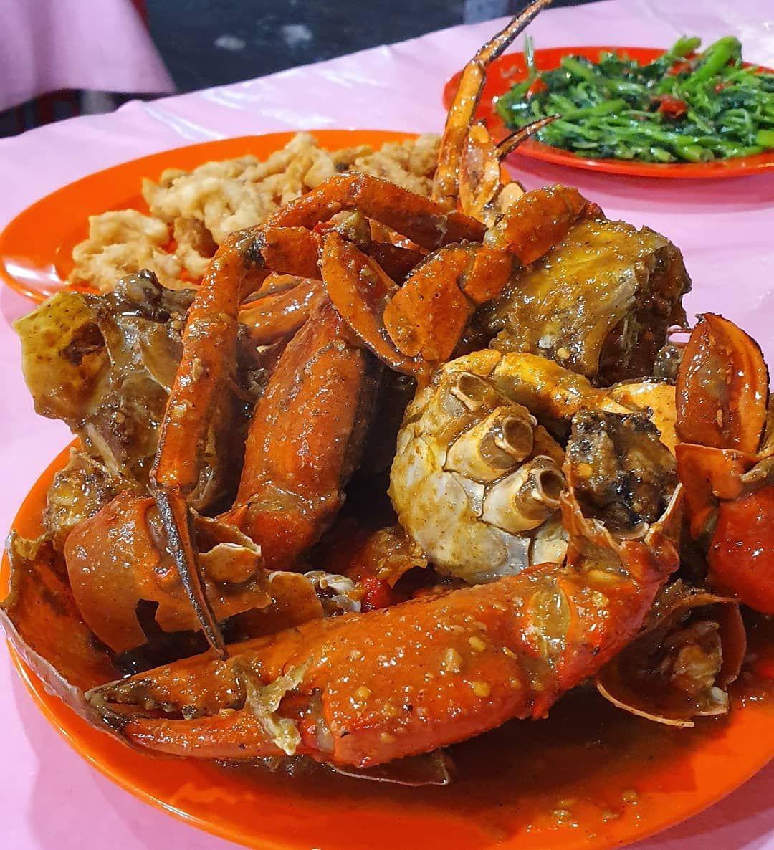 tempat makan kepiting enak di jakarta utara