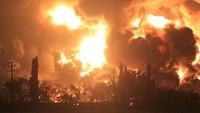 Kronologi Ledakan dan Kebakaran di Kilang Balongan Versi Ombudsman