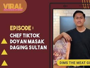Dims The Meat Guy, Salt Bae-nya Indonesia yang Hobi Bikin Ngiler