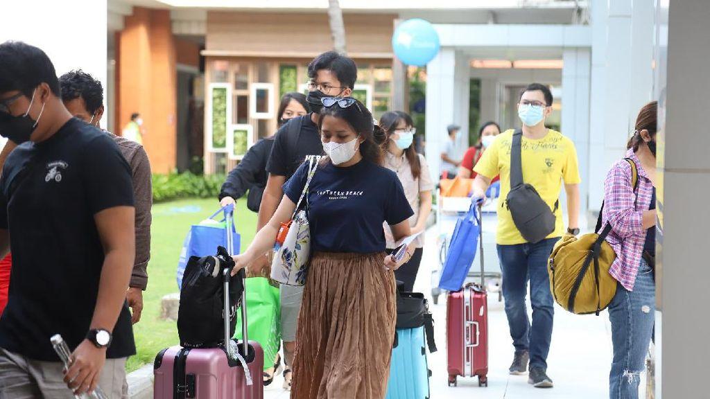 Long Weekend Libur Paskah, Bandara Ngurah Rai Layani 47.581 Penumpang