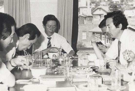 Shin Choon-ho Bos Ramen Nongshim Meninggal Dunia
