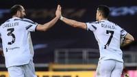 Ronaldo Sumber Masalah Juventus? Chiellini Bilang Begini