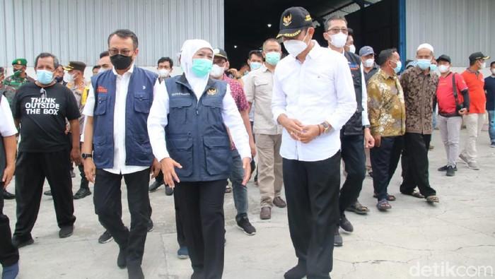 Pemprov Jatim akan mengkoordinasikan penyerapan gabah petani dari luar Bulog. Mulai hari ini, pemprov bersama BAZNAS Jatim akan menyerap beras di penggilingan-penggilingan padi.