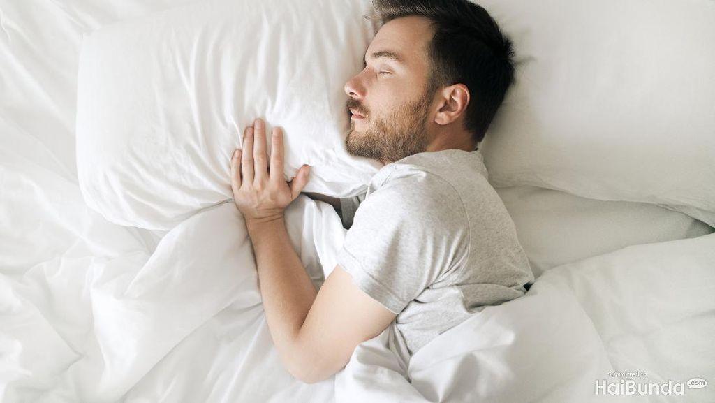 Hidup Pria yang Hanya Tidur 30 Menit Tiap Hari, Mengaku Tetap Sehat dan Bugar