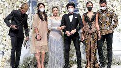Jessica Iskandar Kondangan Gandeng Vincent Verhaag, Yakin Cuma Teman?