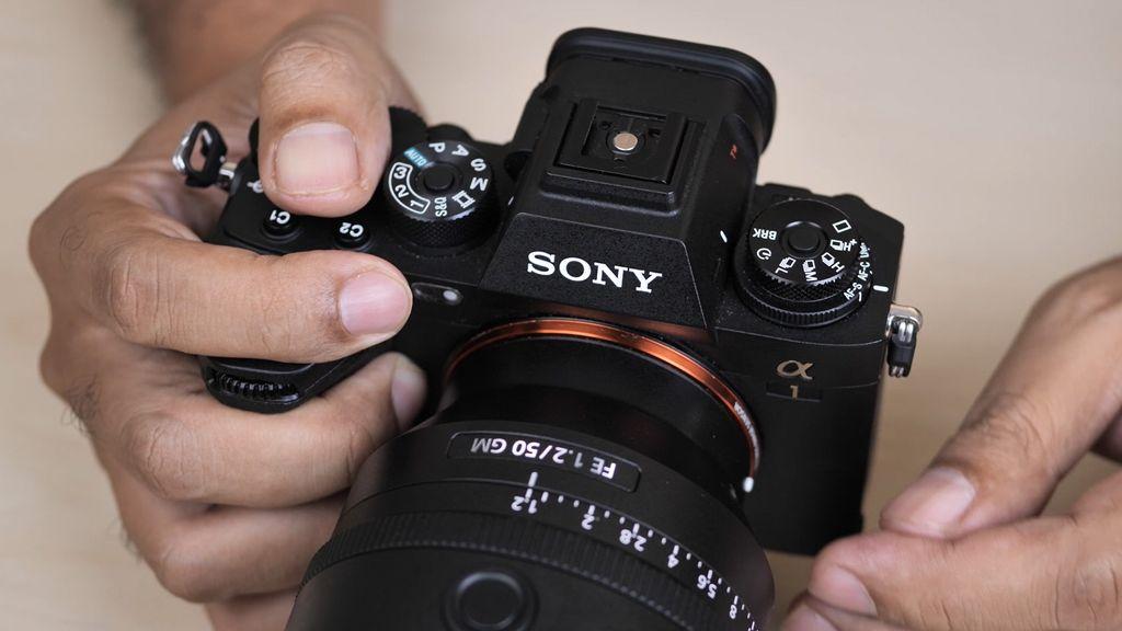 Kamera Sony Alpha 1
