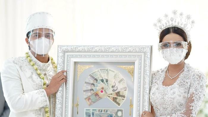 Kemewahan Pernikahan Atta Halilintar dan Aurel Hermansyah