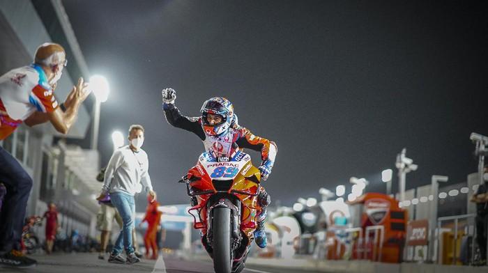 Jorge Martin pole position MotoGP Doha.