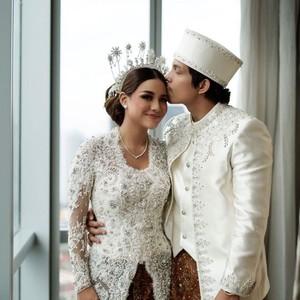 6 Pasangan Artis yang Pernikahannya Dihadiri Presiden, Terbaru Ada Atta-Aurel