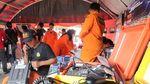 Basarnas Cari Korban Tabrakan Kapal di Perairan Indramayu