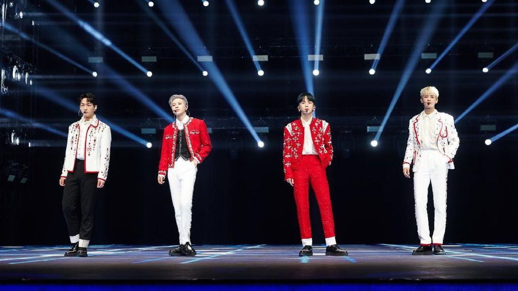 SHINee Konser Lagi Usai Vakum 3 Tahun, Tuntaskan Dahaga Para Shawol