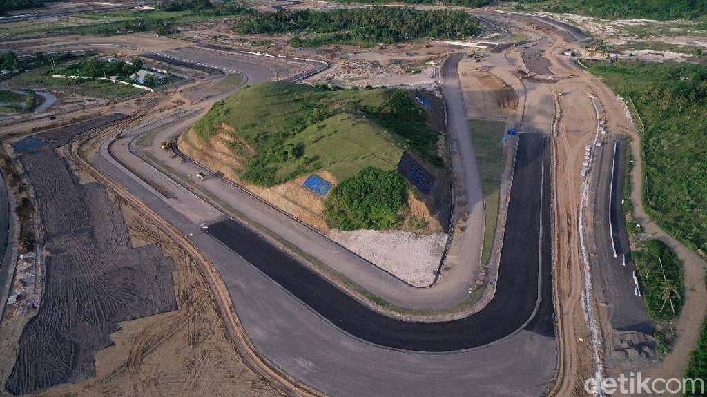 Melihat Perkembangan Sirkuit Mandalika buat MotoGP Indonesia 2022