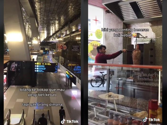 Saingan Sisca Kohl, Wanita Indonesia Ini Rela Terbang ke Jerman demi Beli Kebab