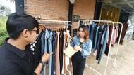 Thrifthing Mulai Ngetren di Kalangan Anak Milenial Karawang