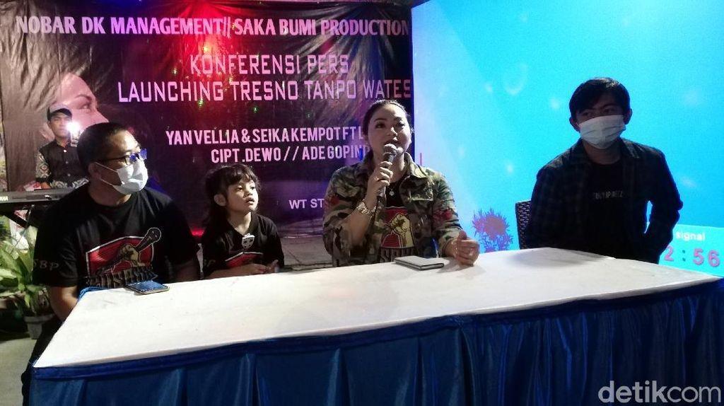 Istri Didi Kempot Daur Ulang OST Ikatan Cinta Versi Jawa