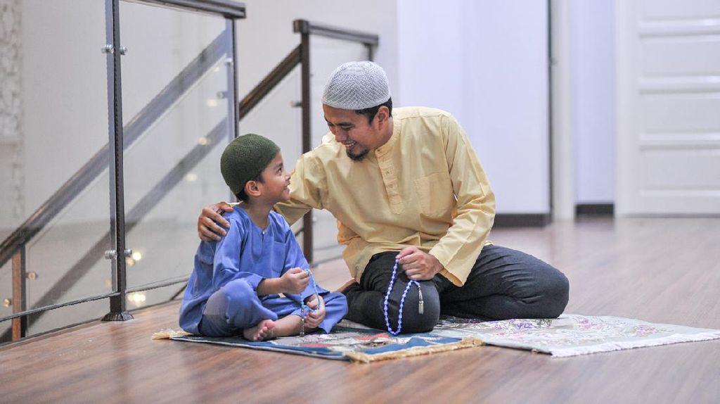 Menjelaskan Pengertian Sholat Ghaib yang Bisa Dikenalkan Pada Anak