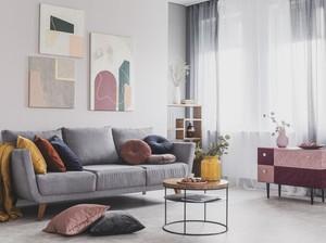 10 Ide Desain Ruang Tamu Minimalis, Nyaman dengan Sentuhan Modern