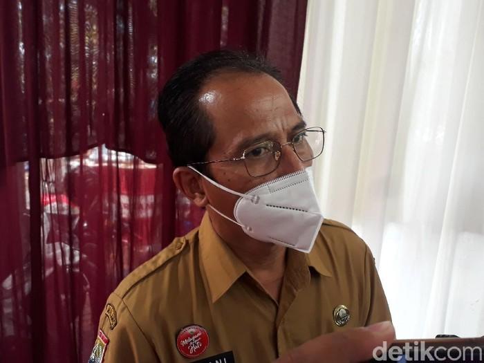 Kepala Dinas Kesehatan Kabupaten Malang, drg Arbani Mukti Wibowo.